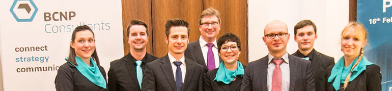 1st ECP Organization Team