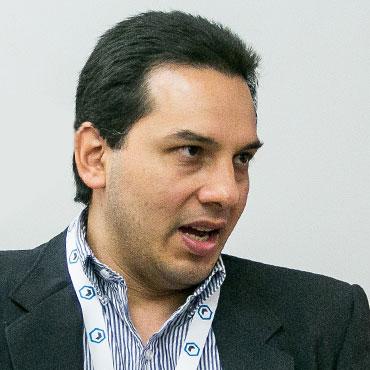 1st ECP - Gustavo Santiso-Quinones from Swiss company Crystallise